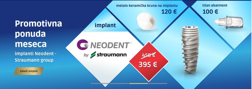 ponuda zubnih implanta promo